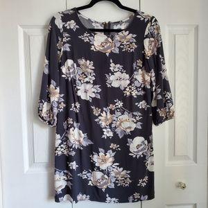 Old Navy Floral Print Mini Dress